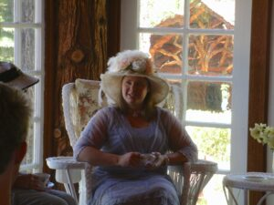Tea with Mrs. Tevis @ Tallac Historic Site