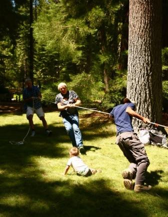 Gatsby Festival Tug A War Adults - Tahoe Heritage Foundation