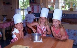Kitchen Kids @ Tallac Historic Site