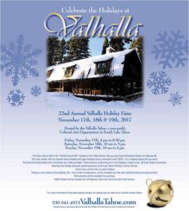 Holiday Faire @ Valhalla Estate